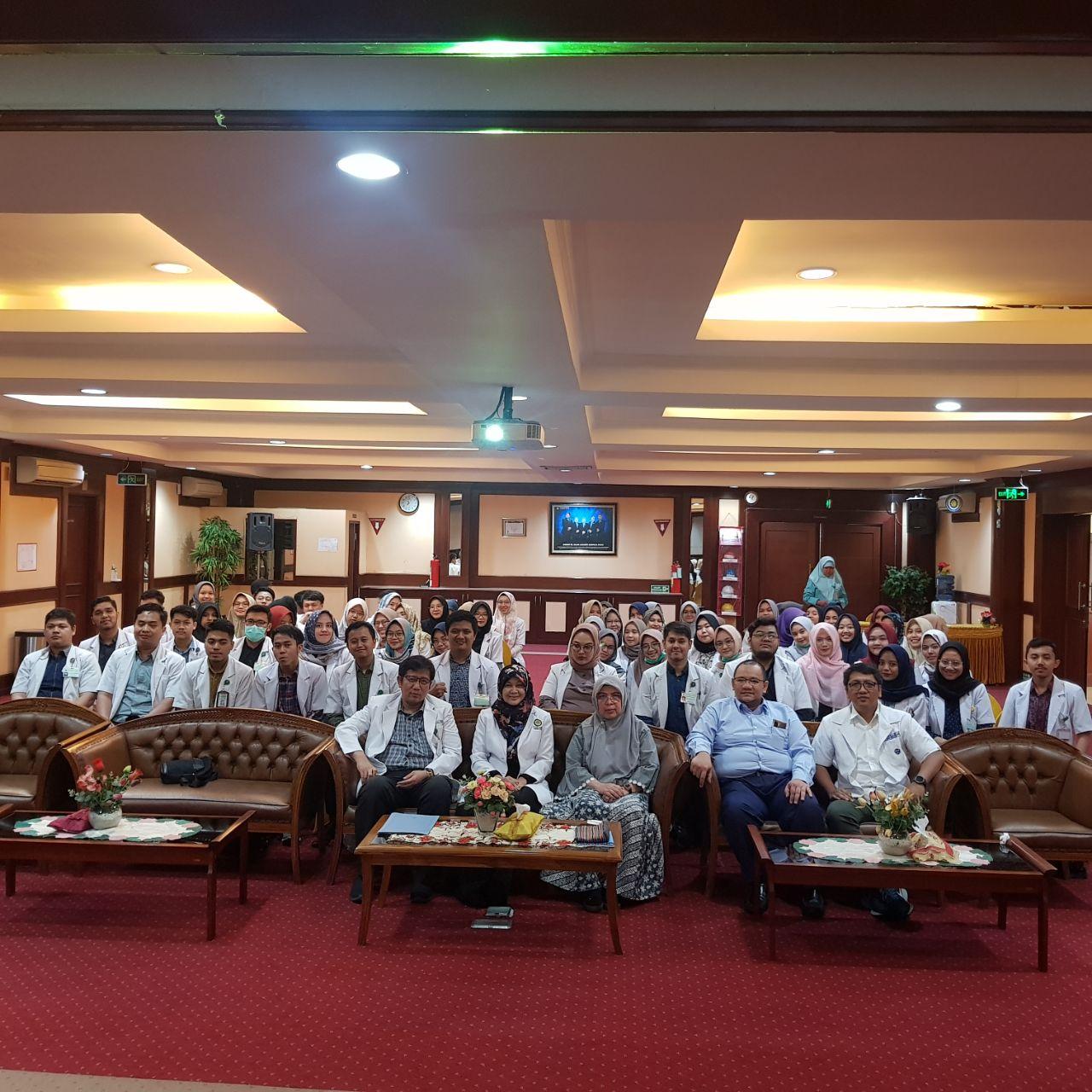 Orientasi Mahasiswa Di Rumah Sakit