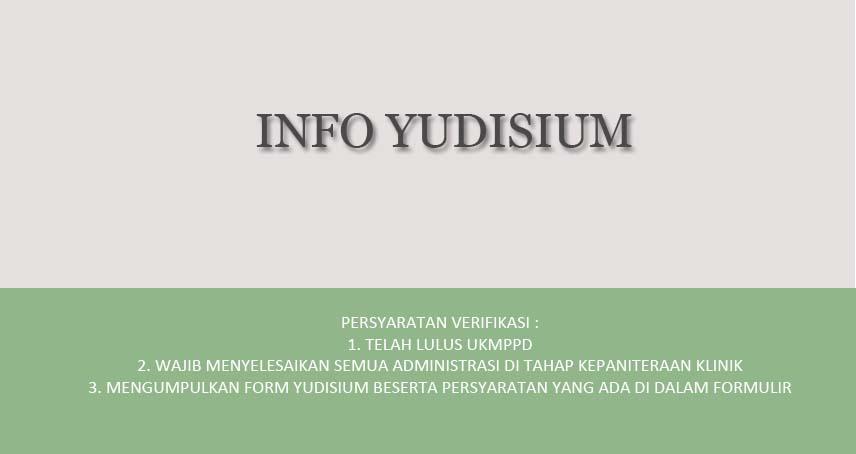 Pengumuman Hasil Yudisium Per 30 September 2020